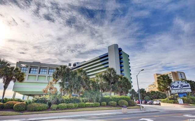 1105 S Ocean Blvd. #620, Myrtle Beach, SC 29577 (MLS #2024989) :: The Litchfield Company