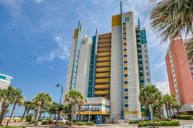 1700 N Ocean Blvd. #957, Myrtle Beach, SC 29577 (MLS #2025002) :: Armand R Roux | Real Estate Buy The Coast LLC