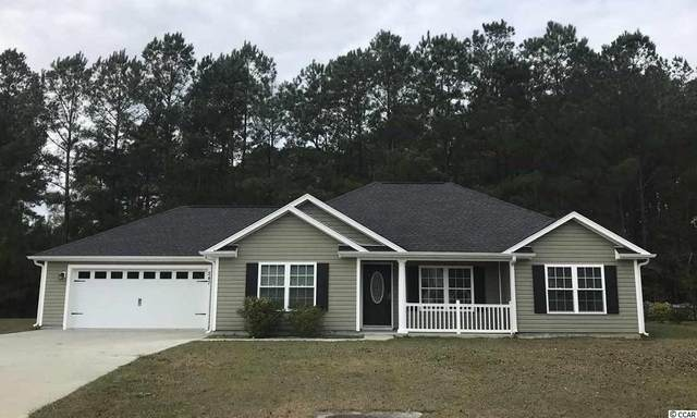 247 Macarthur Dr., Conway, SC 29527 (MLS #2025015) :: Garden City Realty, Inc.