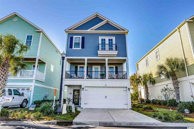 1401 Mariners Rest Dr., North Myrtle Beach, SC 29582 (MLS #2025039) :: Welcome Home Realty