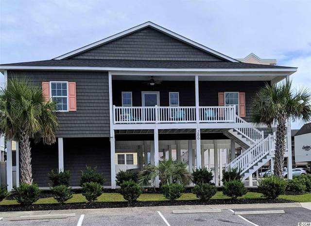 200 21st Ave. S, North Myrtle Beach, SC 29582 (MLS #2025041) :: Garden City Realty, Inc.