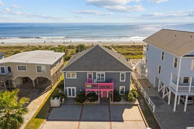 1916 N Ocean Blvd., North Myrtle Beach, SC 29582 (MLS #2025051) :: Armand R Roux | Real Estate Buy The Coast LLC