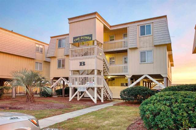 28 E First St. 3 B, Ocean Isle Beach, NC 28469 (MLS #2025058) :: The Lachicotte Company