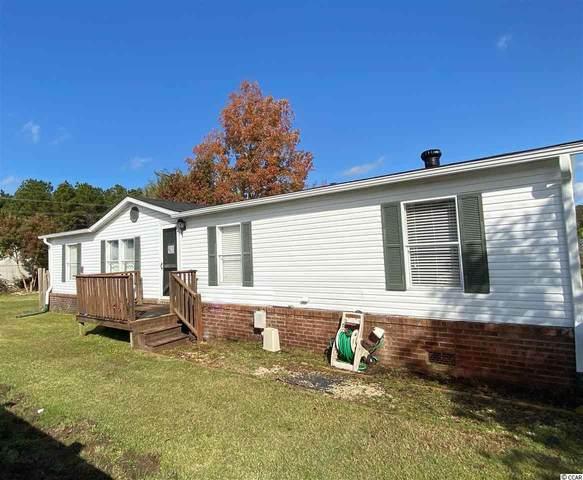 8524 Woodfield Dr., Myrtle Beach, SC 29588 (MLS #2025069) :: Armand R Roux | Real Estate Buy The Coast LLC