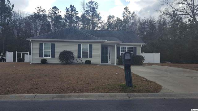 1845 Athens Dr., Conway, SC 29526 (MLS #2025072) :: Duncan Group Properties