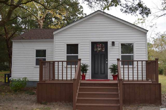 1706 Rice St., Georgetown, SC 29440 (MLS #2025078) :: Armand R Roux | Real Estate Buy The Coast LLC