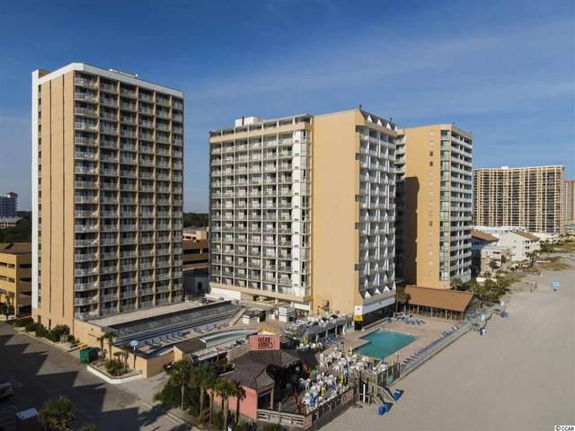 9550 Shore Dr. 1535/1536, Myrtle Beach, SC 29572 (MLS #2025080) :: Garden City Realty, Inc.