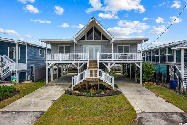 321 55th Ave. N, North Myrtle Beach, SC 29582 (MLS #2025089) :: Duncan Group Properties