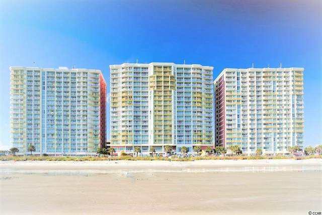 2711 S Ocean Blvd. #1114, North Myrtle Beach, SC 29582 (MLS #2025092) :: Duncan Group Properties