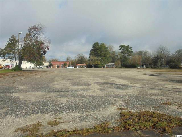 TBD Harlee St., Marion, SC 29571 (MLS #2025095) :: James W. Smith Real Estate Co.