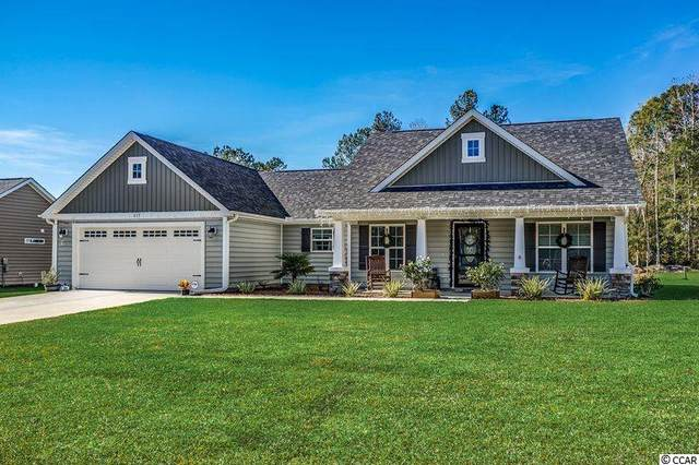 217 Penn Circle, Aynor, SC 29544 (MLS #2025097) :: The Lachicotte Company