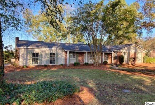 1001 Allen Dr., Marion, SC 29571 (MLS #2025119) :: James W. Smith Real Estate Co.