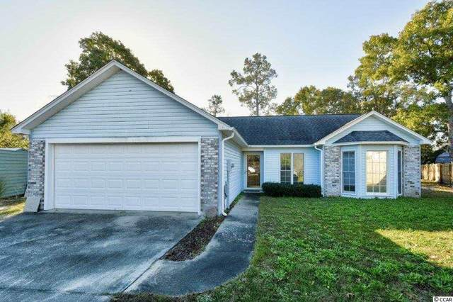 870 Holly Sands Blvd., Little River, SC 29566 (MLS #2025125) :: The Lachicotte Company