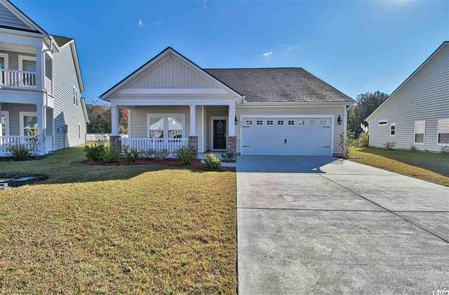 824 Cherry Blossom Dr., Murrells Inlet, SC 29576 (MLS #2025130) :: The Litchfield Company