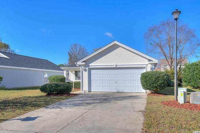 4819 Brookside Ln., Myrtle Beach, SC 29579 (MLS #2025146) :: Right Find Homes