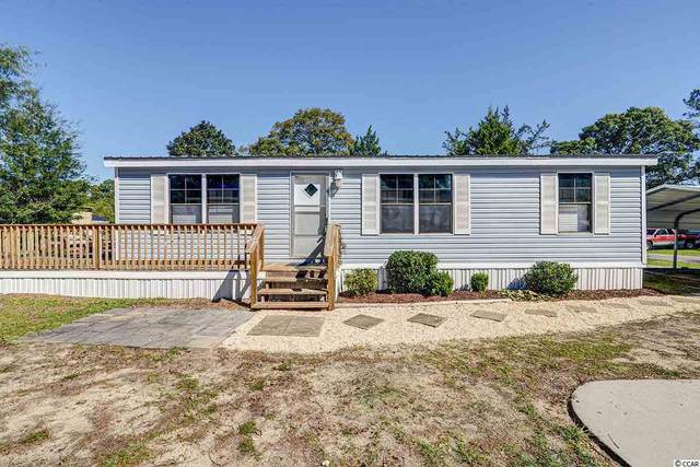 132 Crooked Island Circle, Murrells Inlet, SC 29576 (MLS #2025154) :: Right Find Homes