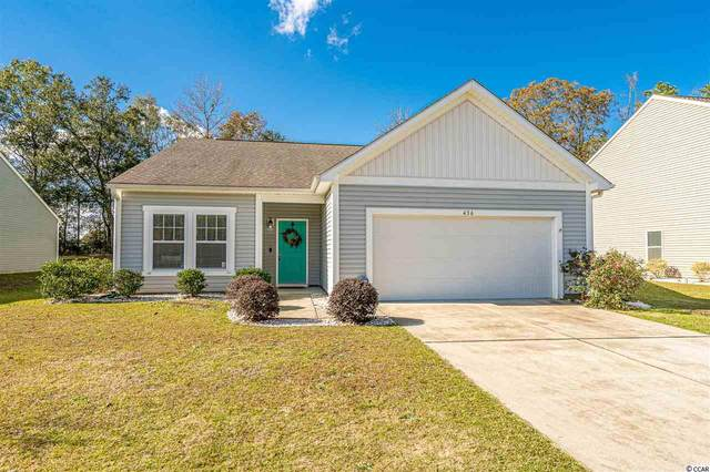 436 Cotton Grass Dr., Loris, SC 29569 (MLS #2025160) :: Coastal Tides Realty