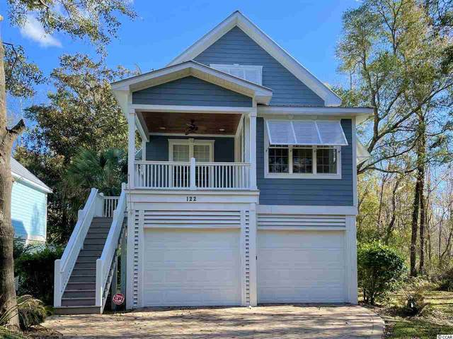 122 Sandlapper Way, Pawleys Island, SC 29585 (MLS #2025168) :: Duncan Group Properties