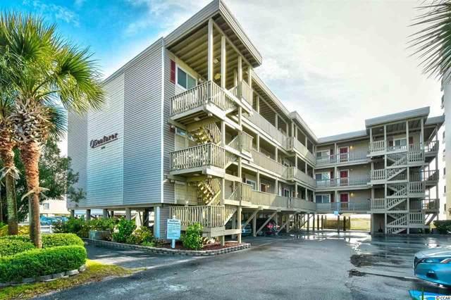 4305 S Ocean Blvd. #205, North Myrtle Beach, SC 29582 (MLS #2025185) :: The Lachicotte Company