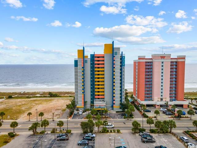 1700 N Ocean Blvd. Ph65, Myrtle Beach, SC 29577 (MLS #2025191) :: Duncan Group Properties