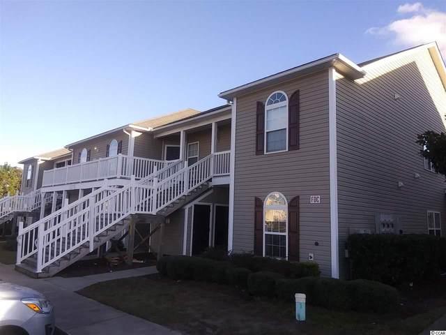121 Ashley Park Dr. D, Myrtle Beach, SC 29579 (MLS #2025192) :: The Hoffman Group
