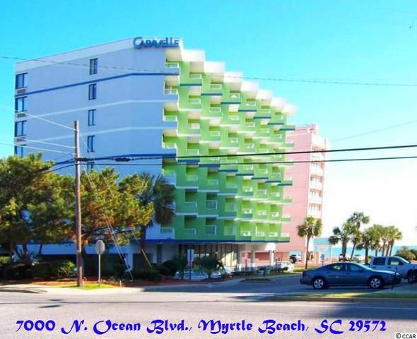 7000 N Ocean Blvd. 7000 North Ocea, Myrtle Beach, SC 29572 (MLS #2025194) :: The Litchfield Company