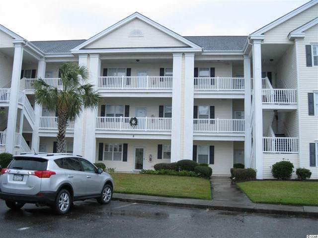 901 W Port Dr. #809, North Myrtle Beach, SC 29582 (MLS #2025200) :: The Hoffman Group