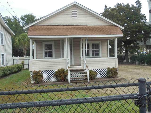 212 S 2nd Ave. S, North Myrtle Beach, SC 29582 (MLS #2025219) :: The Lachicotte Company