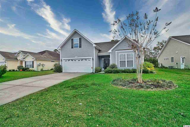 128 Myrtle Grande Dr., Conway, SC 29526 (MLS #2025226) :: The Litchfield Company