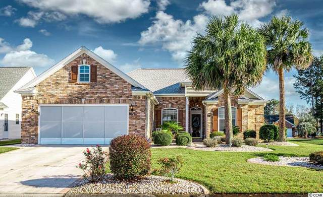 1619 Sedgefield Dr., Murrells Inlet, SC 29576 (MLS #2025239) :: The Hoffman Group