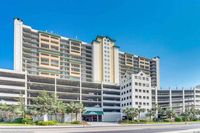 201 S Ocean Blvd. #101, North Myrtle Beach, SC 29582 (MLS #2025242) :: Armand R Roux | Real Estate Buy The Coast LLC