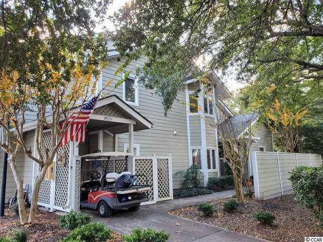 435 Ocean Creek Dr. #2736, Myrtle Beach, SC 29572 (MLS #2025258) :: Welcome Home Realty