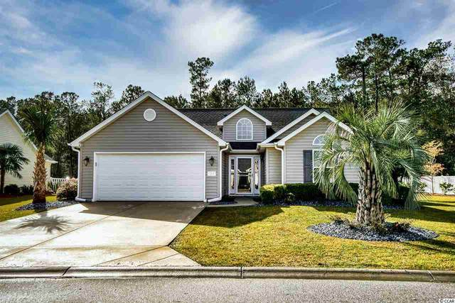321 Encore Circle, Myrtle Beach, SC 29579 (MLS #2025271) :: Garden City Realty, Inc.