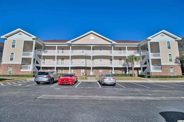 5750 Oyster Catcher Dr. #424, North Myrtle Beach, SC 29582 (MLS #2025281) :: Right Find Homes