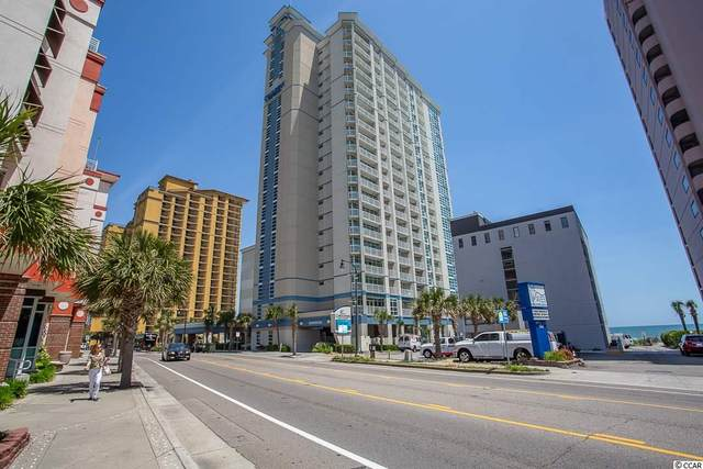 2504 N Ocean Blvd. #2031, Myrtle Beach, SC 29577 (MLS #2025287) :: The Litchfield Company