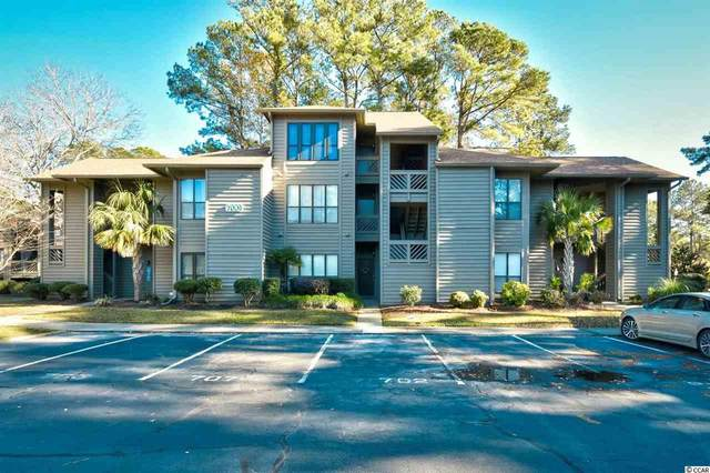 707 Indian Wells Ct. #707, Murrells Inlet, SC 29576 (MLS #2025289) :: The Litchfield Company
