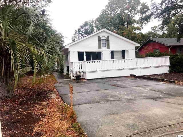 214 Live Oak Dr., Sunset Beach, NC 28468 (MLS #2025307) :: The Hoffman Group