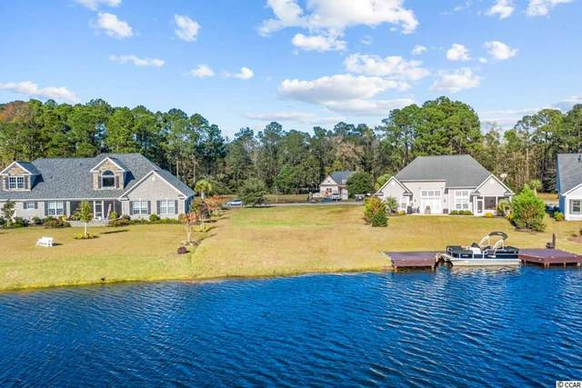 1809 Wood Stork Dr., Conway, SC 29526 (MLS #2025320) :: The Lachicotte Company