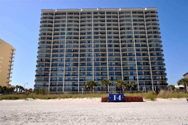 102 N Ocean Blvd. #1306, North Myrtle Beach, SC 29582 (MLS #2025323) :: The Lachicotte Company