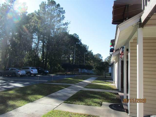 755 Burcale Rd. G-8, Myrtle Beach, SC 29579 (MLS #2025332) :: Garden City Realty, Inc.