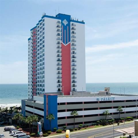 1605 S Ocean Blvd. #2210, Myrtle Beach, SC 29577 (MLS #2025344) :: The Hoffman Group