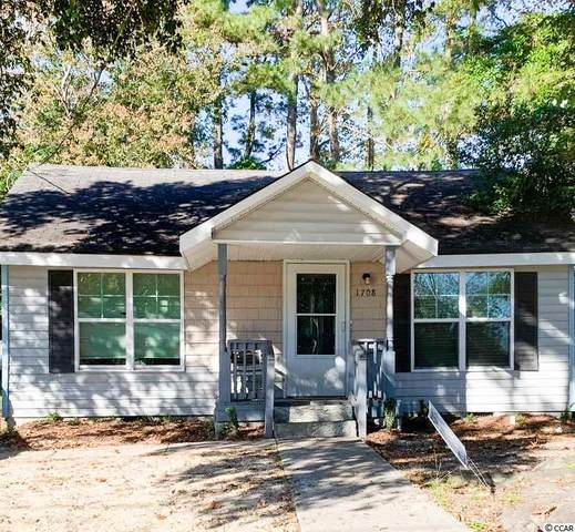 1708 Spivey Ave., Conway, SC 29526 (MLS #2025357) :: Jerry Pinkas Real Estate Experts, Inc