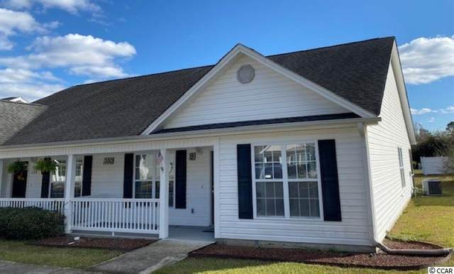 300 Country Manor Dr. B, Conway, SC 29526 (MLS #2025377) :: Duncan Group Properties