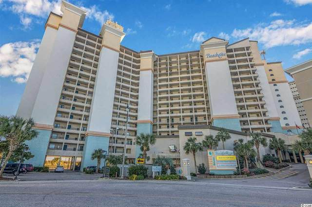 4800 S Ocean Blvd. #1109, North Myrtle Beach, SC 29582 (MLS #2025411) :: The Greg Sisson Team with RE/MAX First Choice