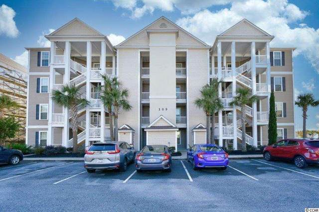 109 Ella Kinley Circle #204, Myrtle Beach, SC 29588 (MLS #2025436) :: The Greg Sisson Team with RE/MAX First Choice
