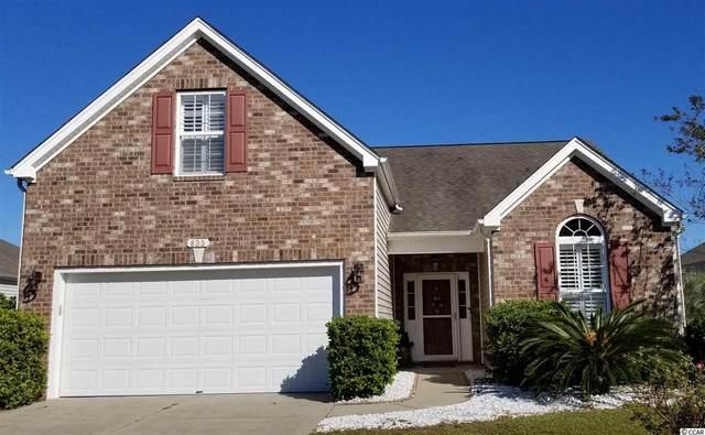 833 Carolina Farms Blvd., Myrtle Beach, SC 29579 (MLS #2025446) :: Armand R Roux | Real Estate Buy The Coast LLC