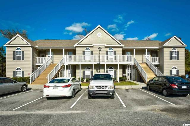 210 Portsmith Dr. #6, Myrtle Beach, SC 29588 (MLS #2025448) :: Jerry Pinkas Real Estate Experts, Inc
