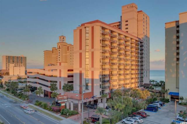 5308 N Ocean Blvd. #1708, Myrtle Beach, SC 29577 (MLS #2025479) :: Dunes Realty Sales