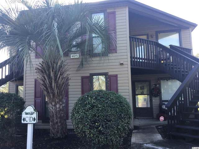 405 Tree Top Ct. D, Myrtle Beach, SC 29588 (MLS #2025487) :: Team Amanda & Co