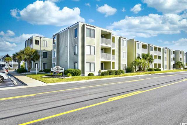 4801 N Ocean Blvd. 1-A, North Myrtle Beach, SC 29582 (MLS #2025493) :: The Litchfield Company